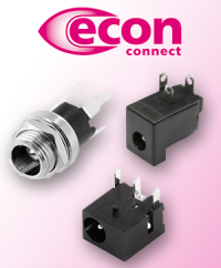 Small in dimensions - big in performance: DC connector systems!
