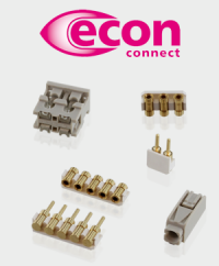 For efficient lighting: The LED connectors